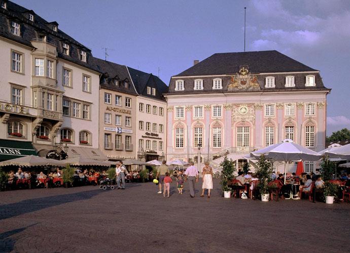 Sceneries in Bonn